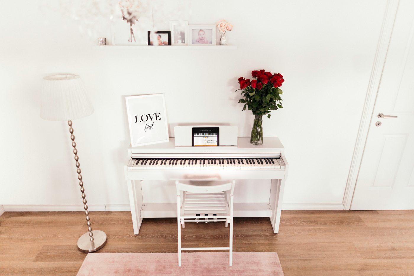 Avec flowkey, apprendre le piano devient un jeu d'enfant