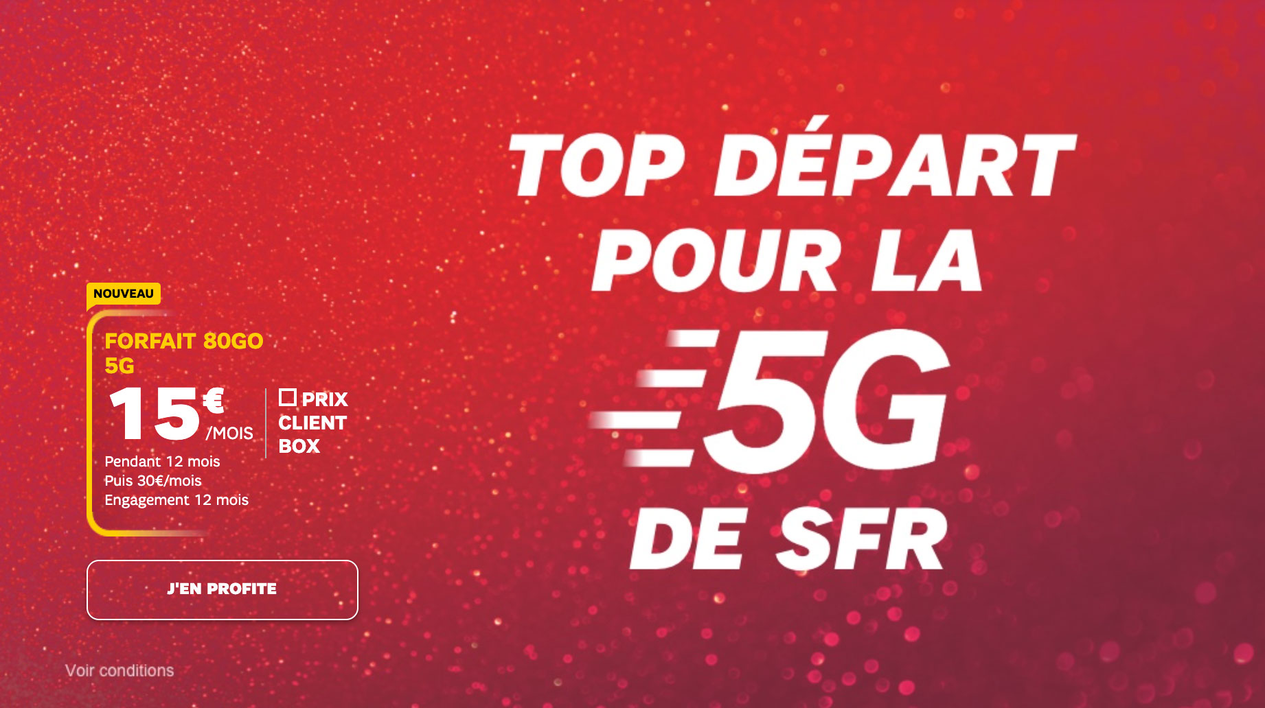 Forfait 5G
