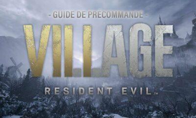 Guide Précommande Resident Evil Village