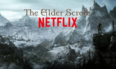The Elder Scrolls Série Netflix