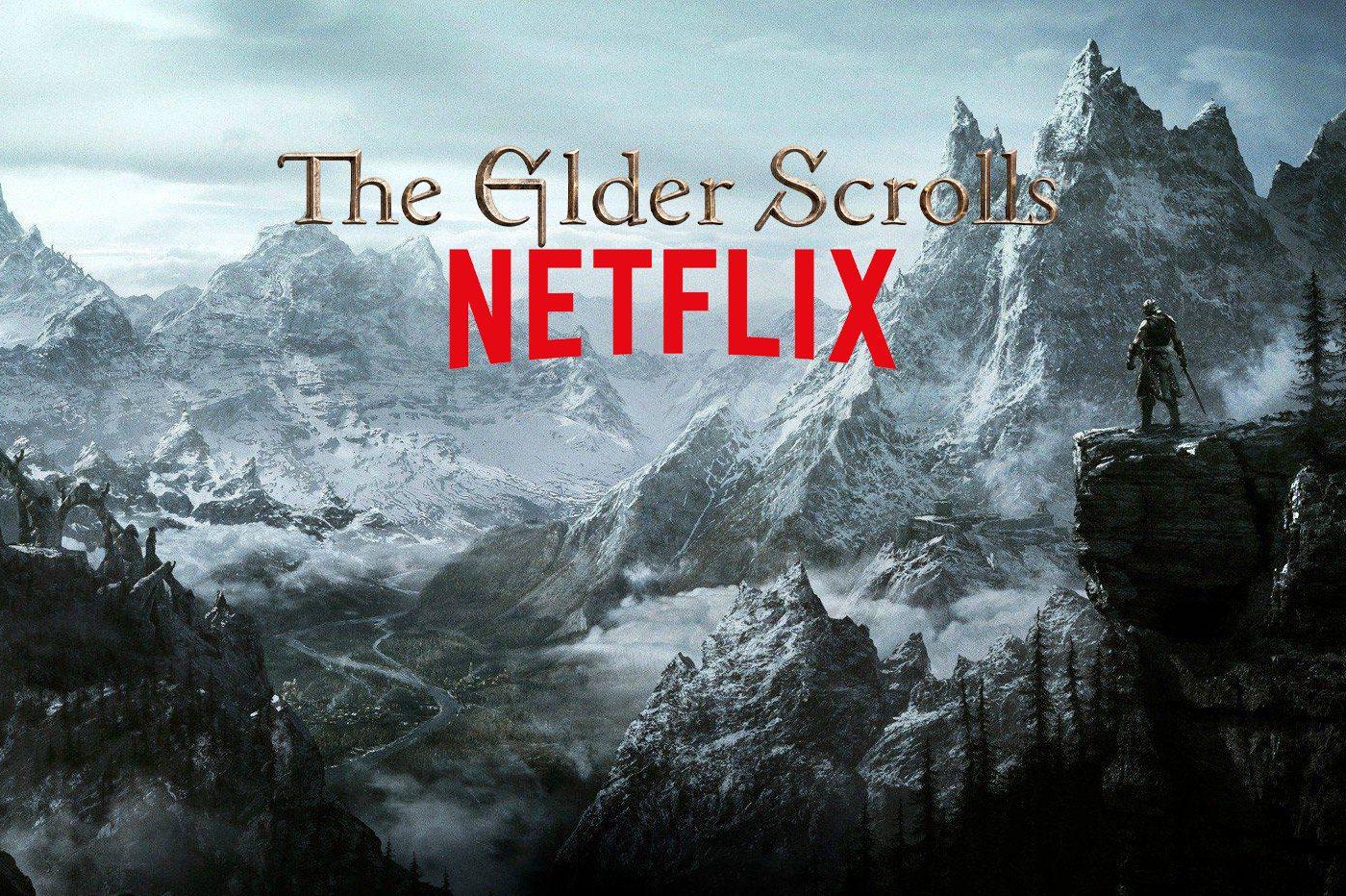 The Elder Scrolls Série Netflix