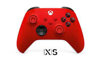 Manette Pulse Red Xbox Series X et Xbox Series S