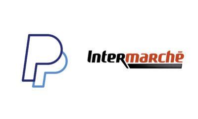 PayPal intermarche paiement