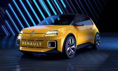 Renault R5 electrique