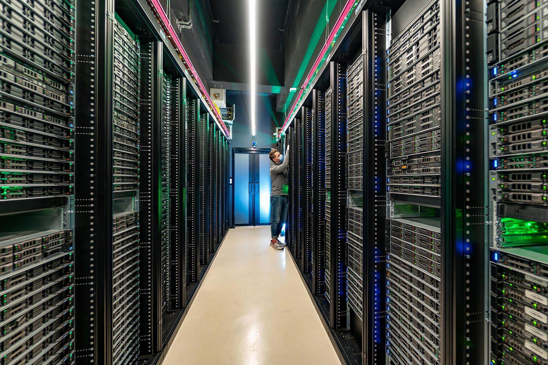 Datacenter infomaniac
