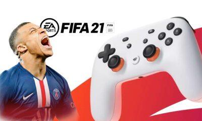 FIFA 21 Stadia 17 Mars 2021
