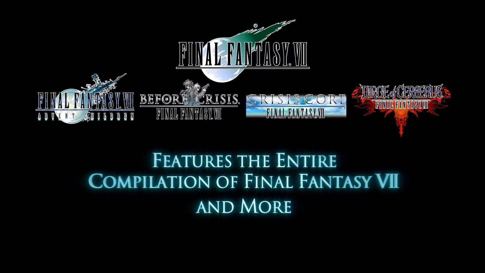 Compilation Final Fantasy VII Mobile