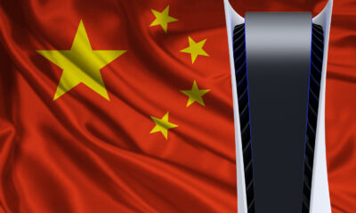 PS5 Lancement Chine