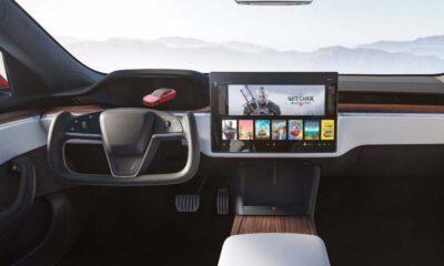 Volant Model S 2021