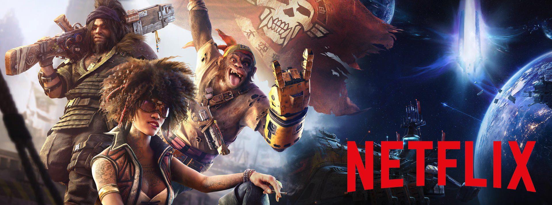 Beyond Good & Evil Netflix