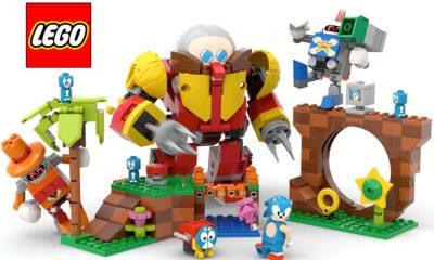 LEGO Sonic Concept