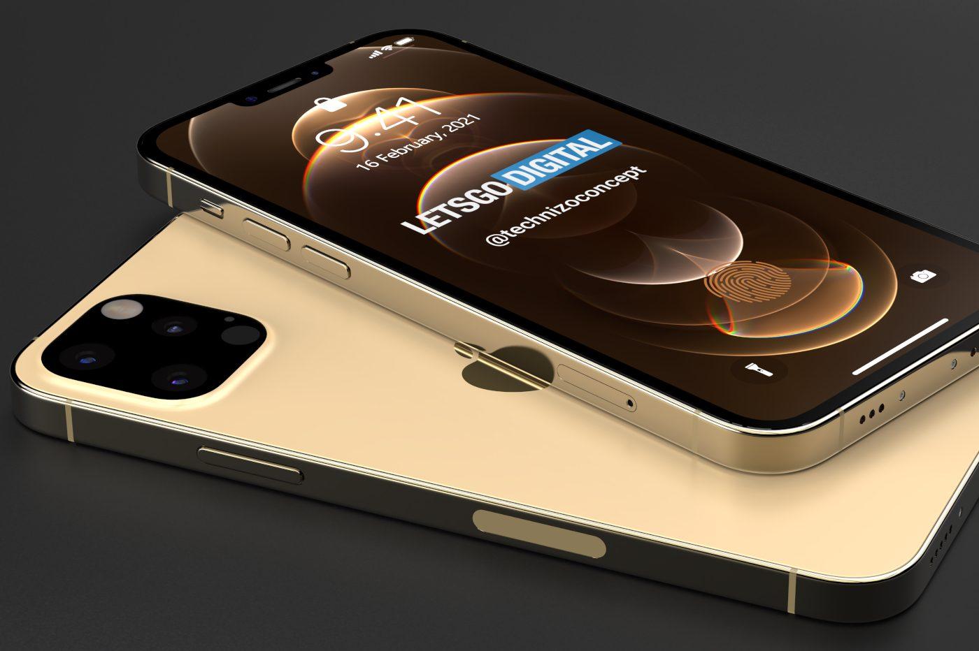 Voici à quoi pourrait ressembler l'iPhone 13 - Presse-citron