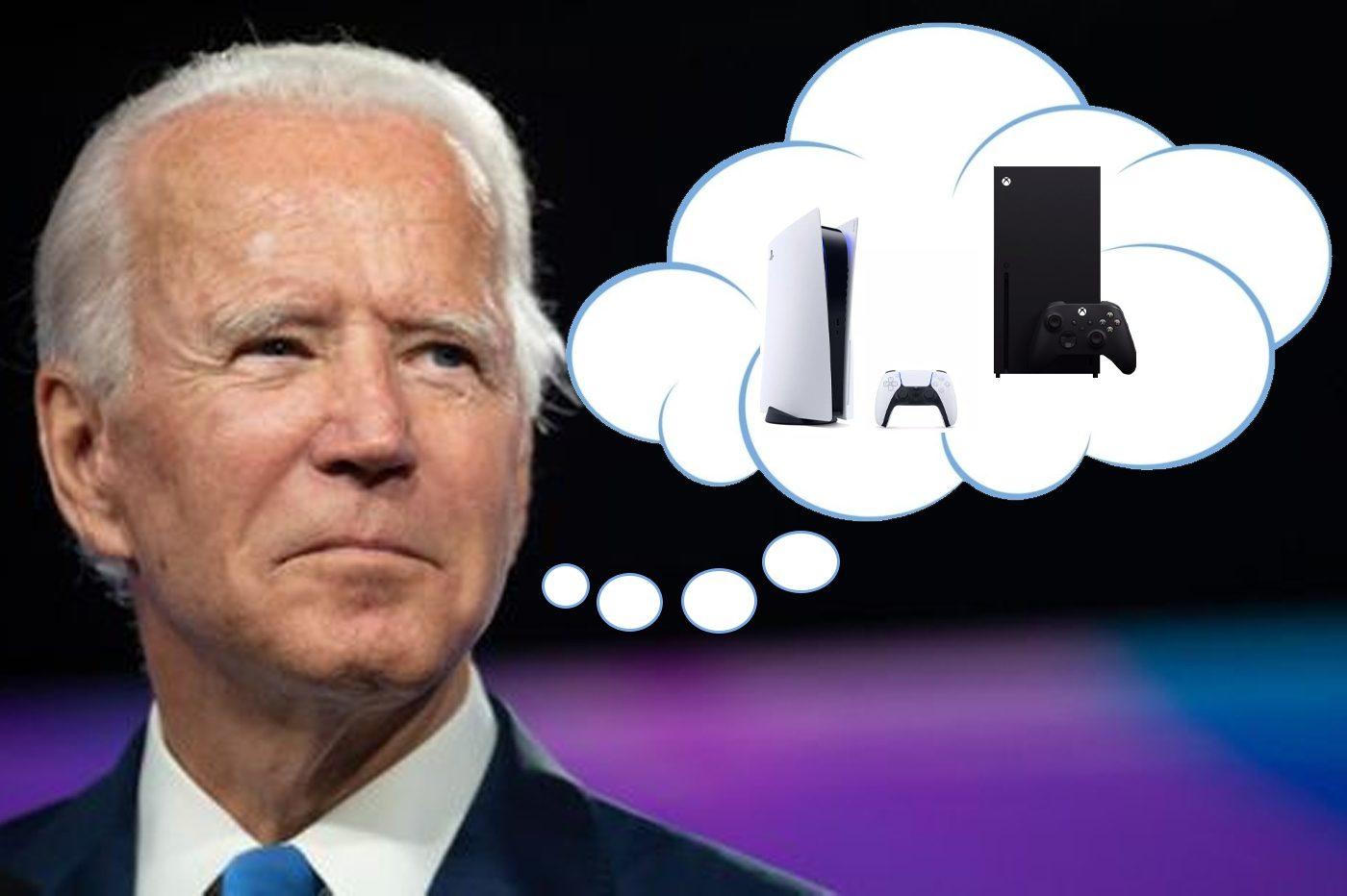 Le président américain Joe Biden veut accélérer la production des semi-conducteurs (PS5/Xbox Series X)