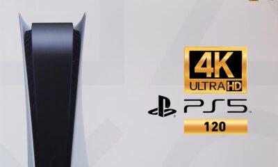 PS5 4K 120 FPS