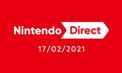 Nintendo Direct 17 Février 2021