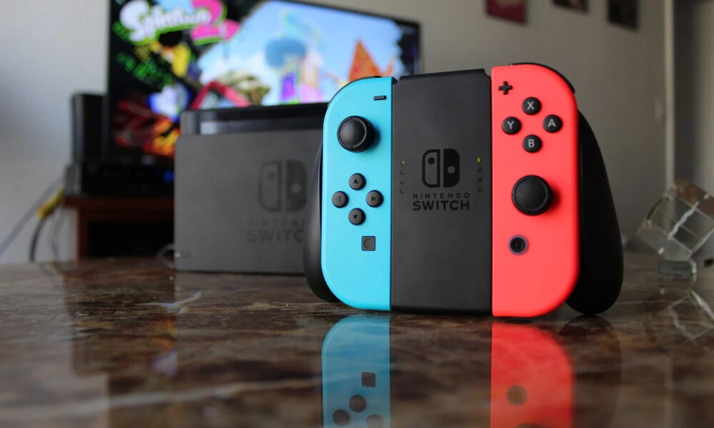 Nintendo Switch Record Ventes