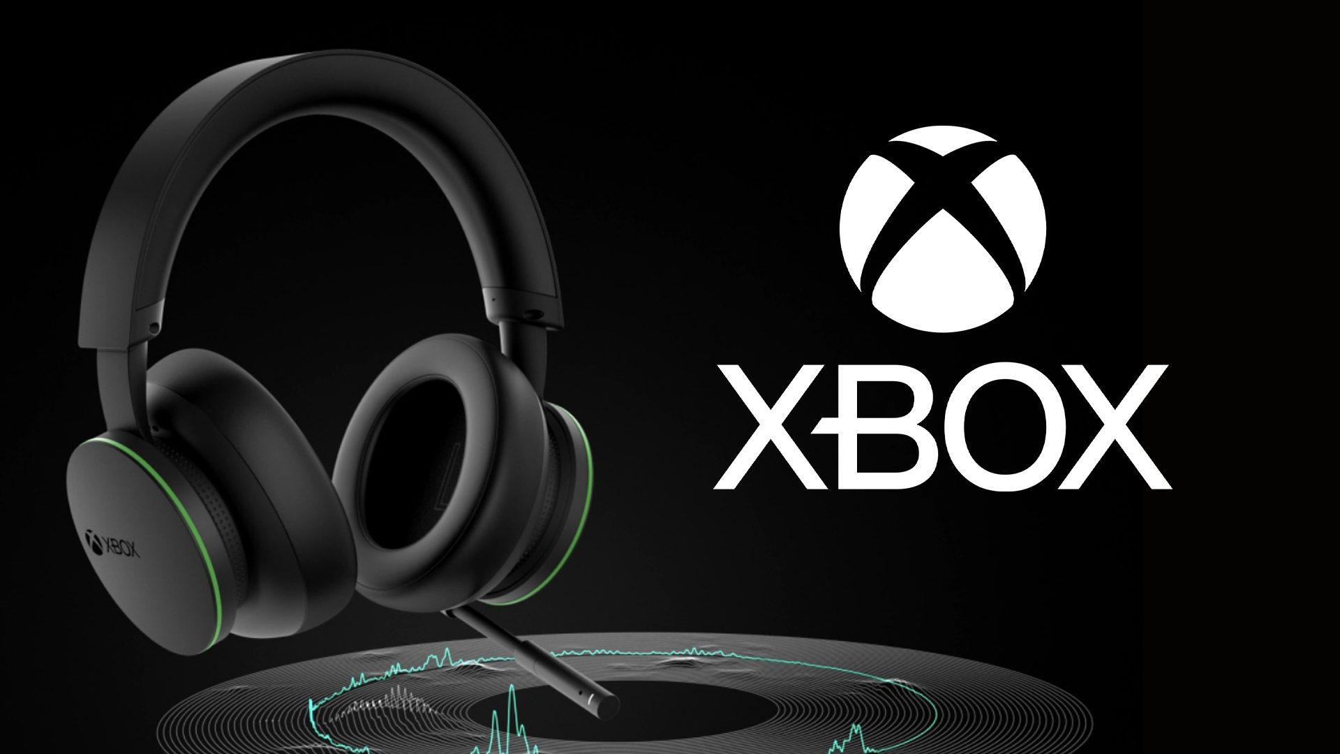 Nouveau Casque Xbox Wireless