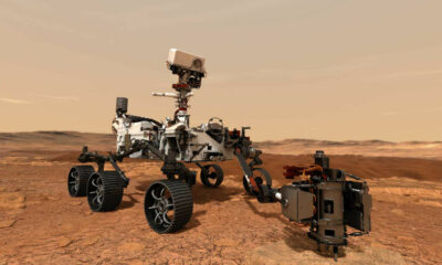 rover perseverance NASA