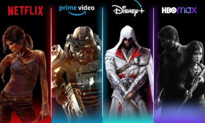 Projets Jeux Vidéo Plateforme de Streaming