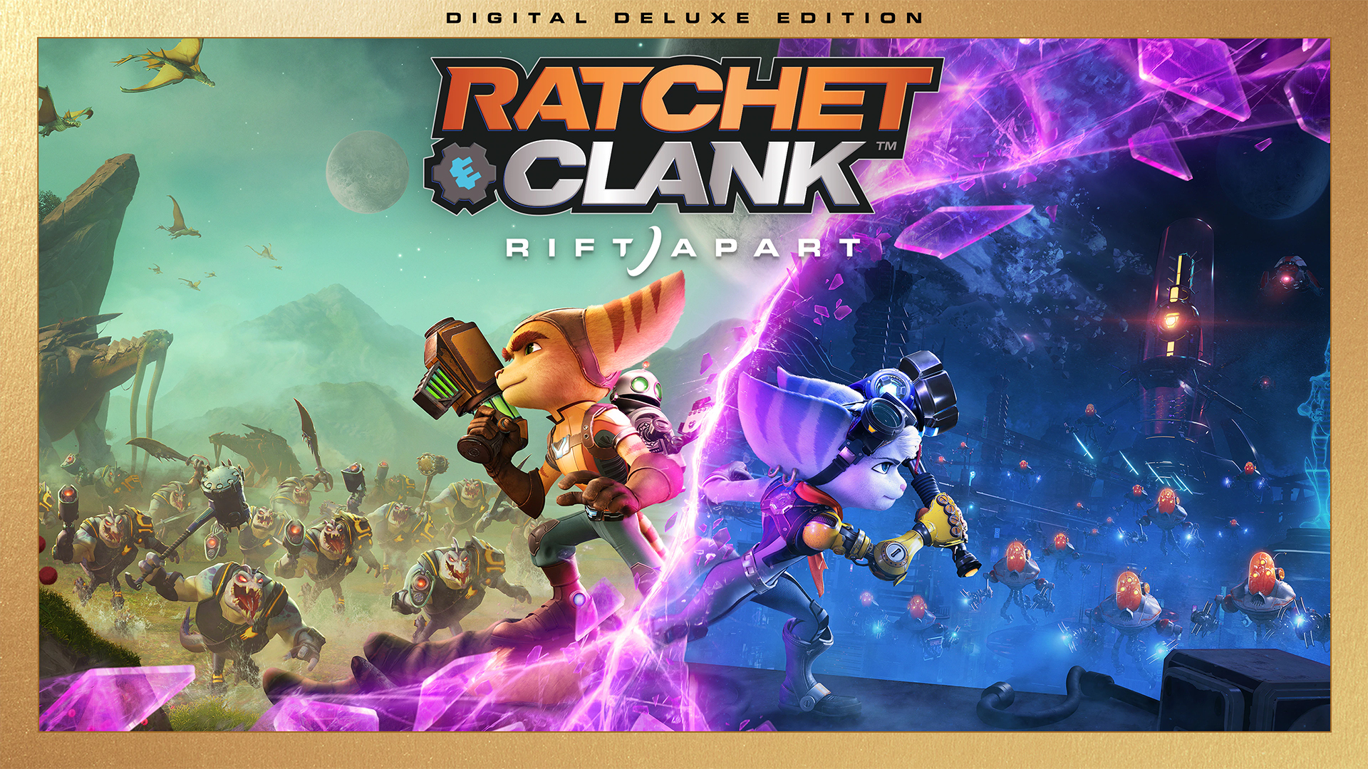 Ratchet & Clank Rift Apart Digital Deluxe