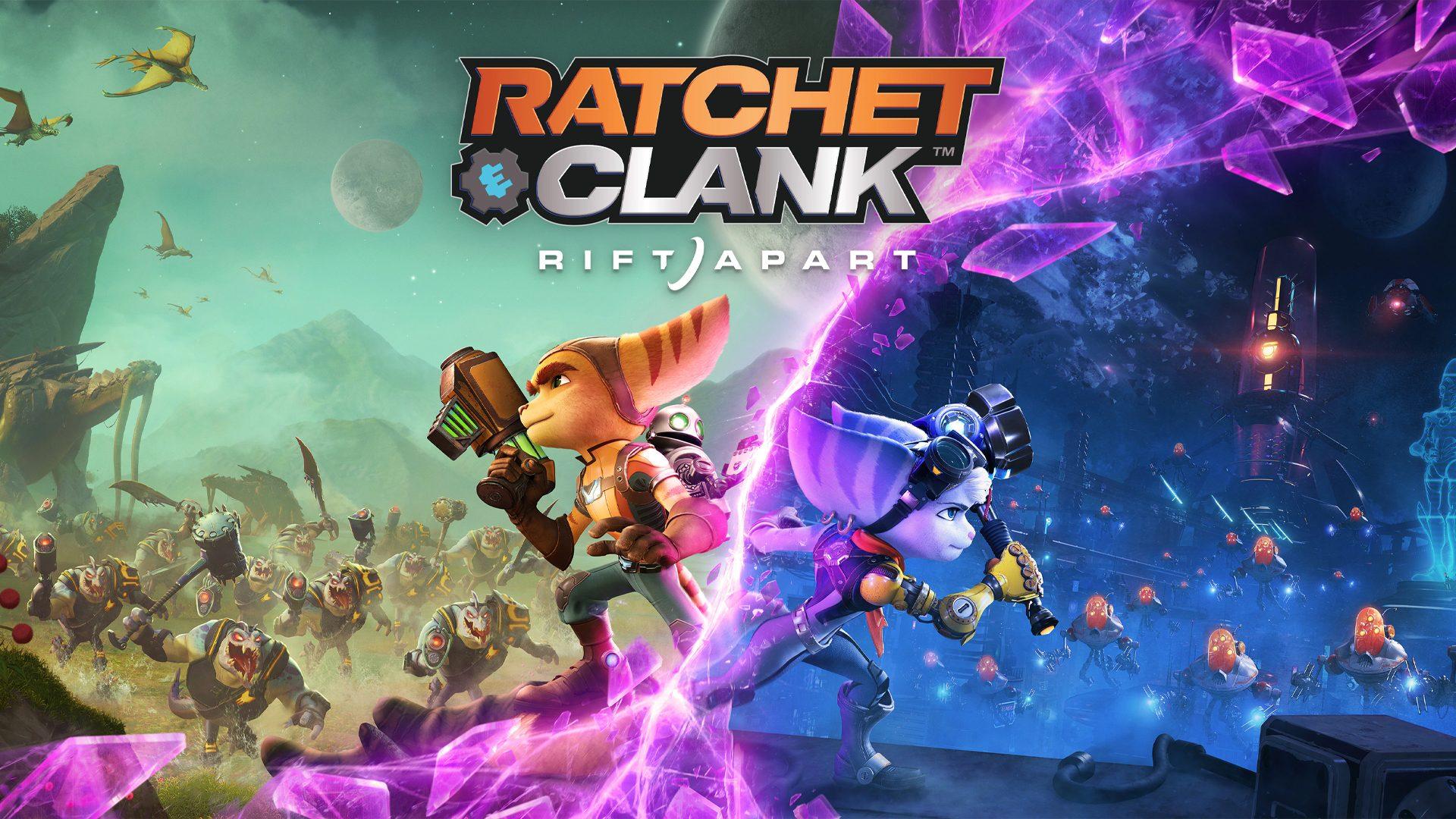 Ratchet & Clank Rift Apart Standard