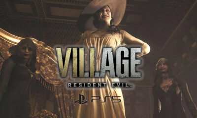 Resident Evil Village Chargements PS5
