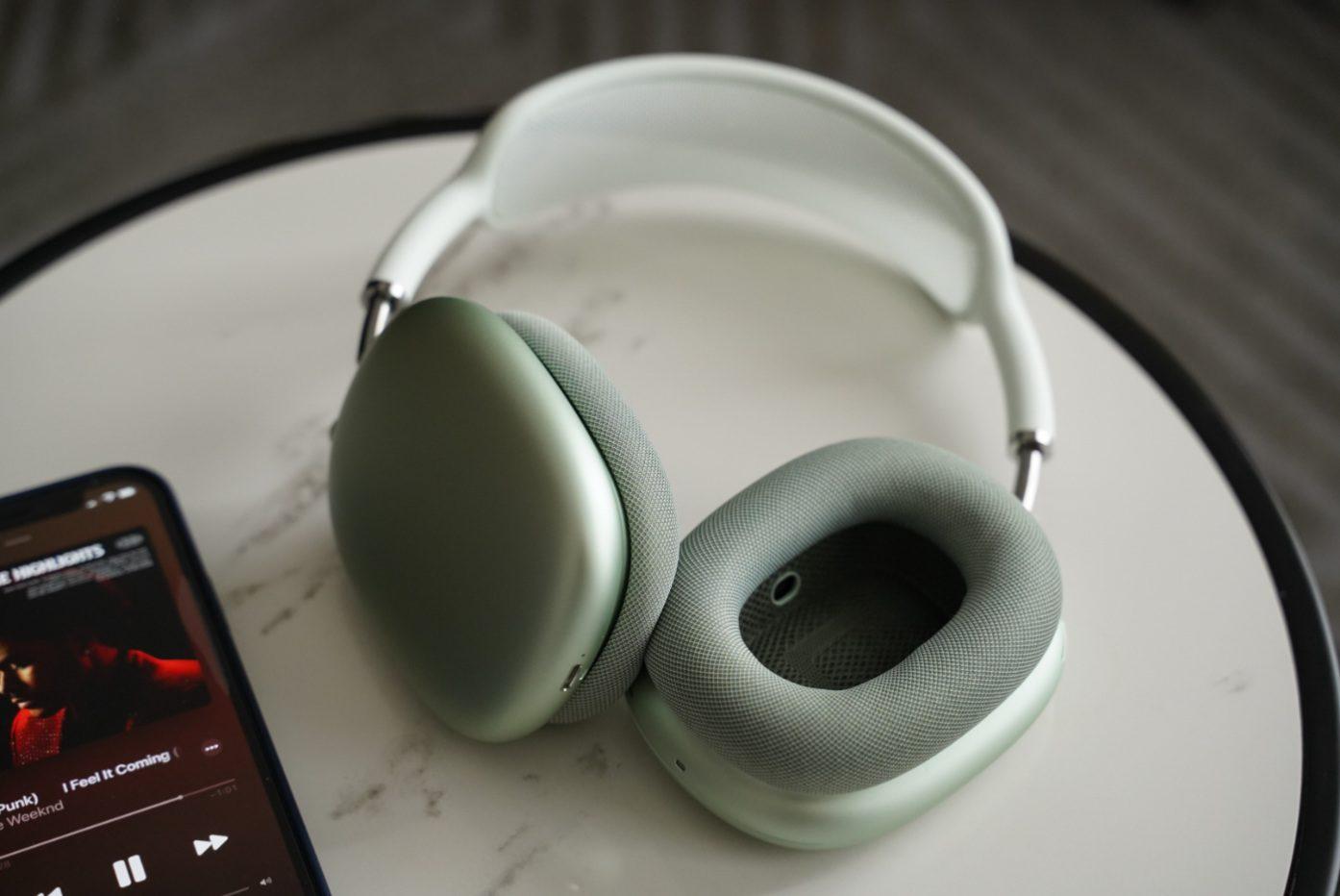 test airpods max qualite audio