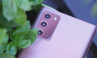 Galaxy Note 20 promo Samsung
