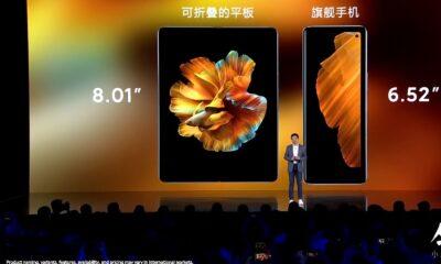Le Mi Mix Fold de Xiaomi