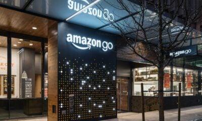 Supermarche Amazon Go
