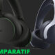 Comparatif Casque Pulse 3D, Xbox Sans Fil