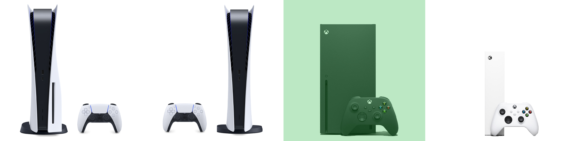 Comparatif PS5 / Xbox Next-Gen