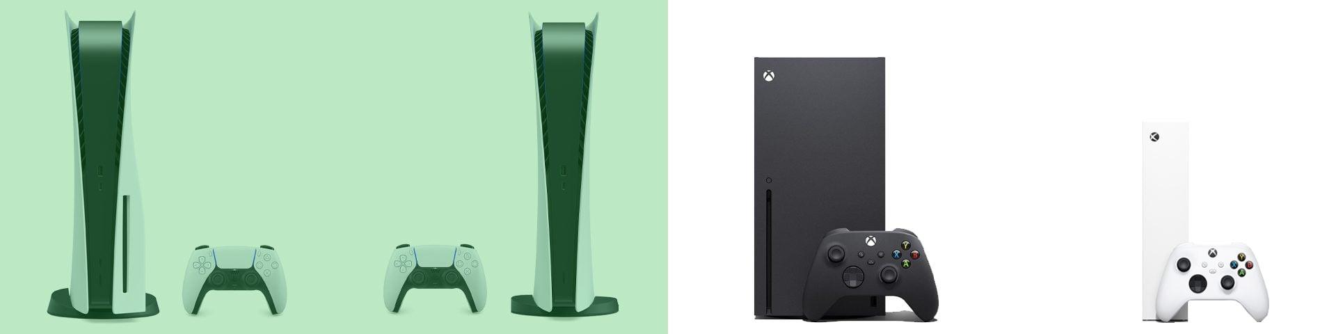 Comparatif Next-Gen