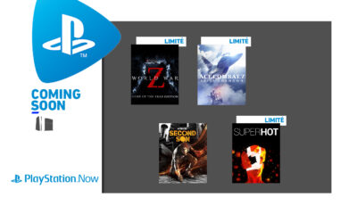 PlayStation Now Mars 2021