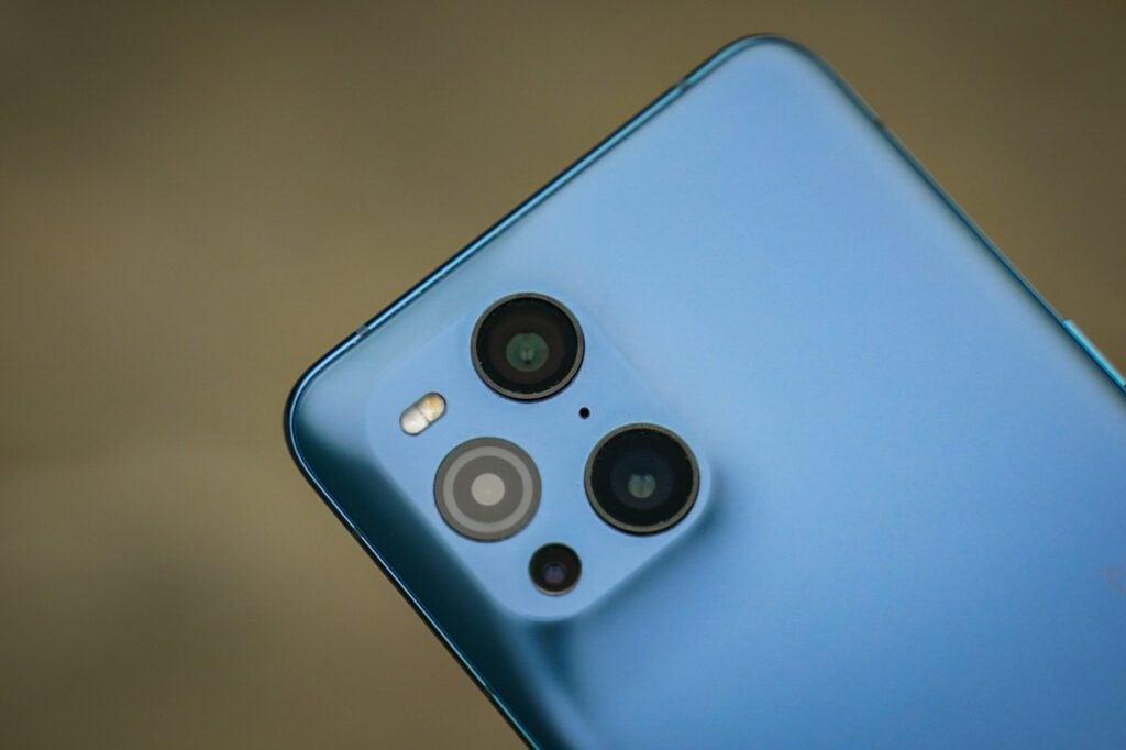 test oppo find x3 pro capteurs photo