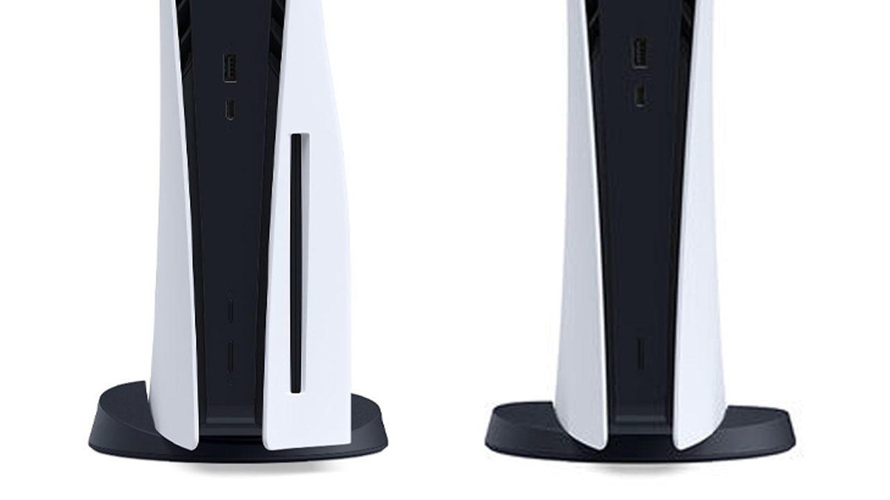 Comparatif PlayStation 5 Digital Edition