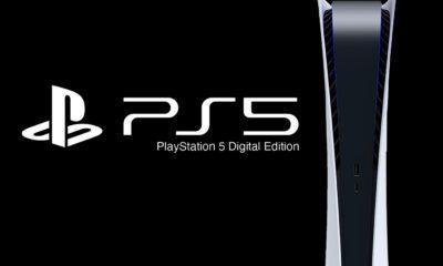 Test PS5 Digital Edition