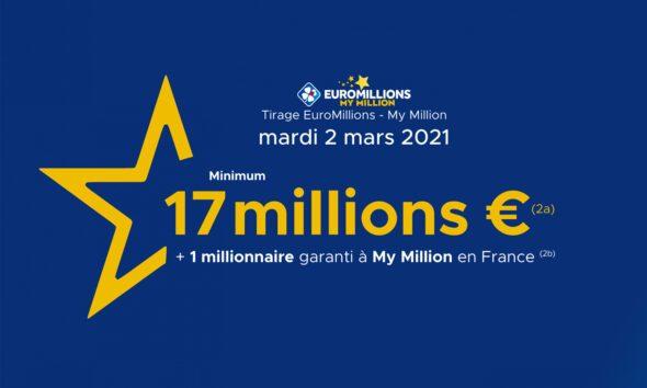 Tirage Euromillion