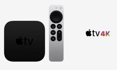 2021 Siri Remote Apple TV 4K