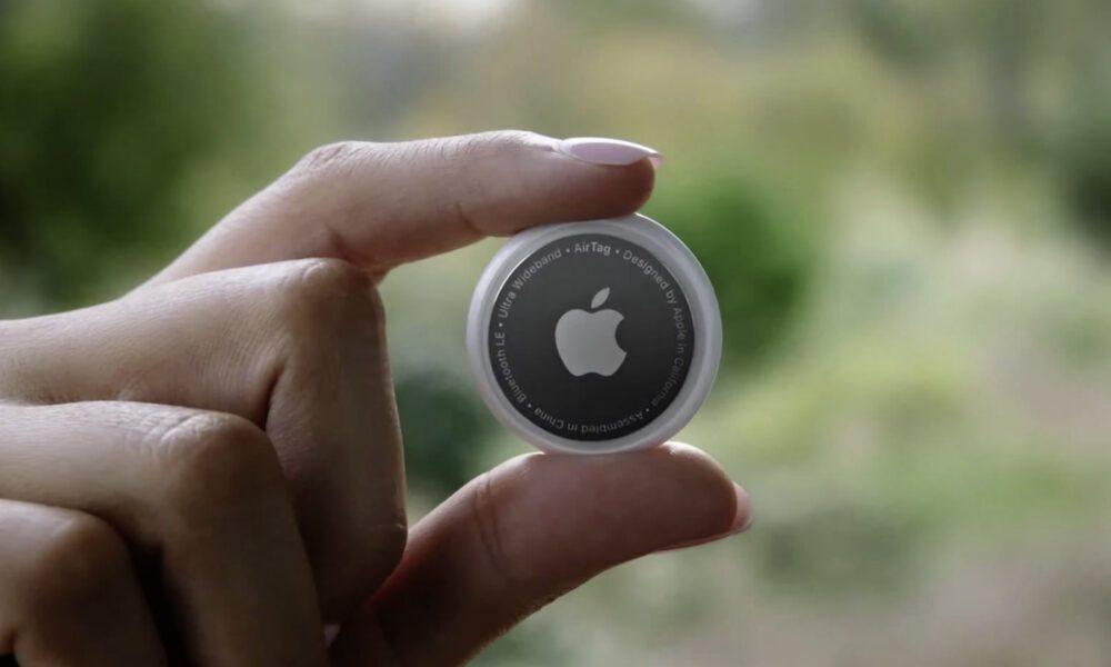 Apple AirTag 2021