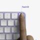 Apple iMac keyboard 2021