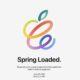 apple keynote sping loaded