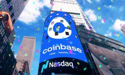 Coinbase cotation Nasdaq