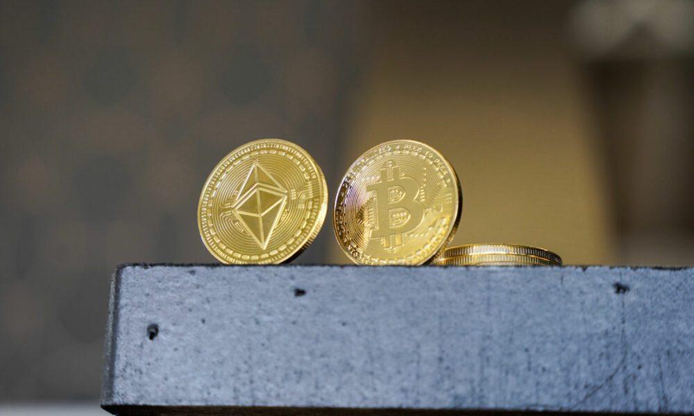 Bitcoin Ether crypto