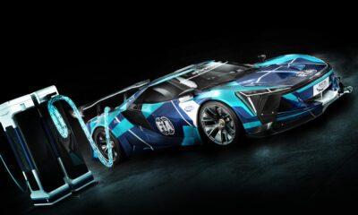GT100 Electrique