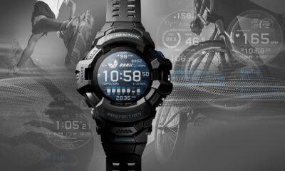 La montre G-SHOCK sous Wear OS de Casio