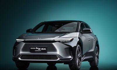 bZ4X Toyota