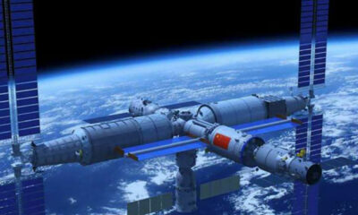 Station spatiale chinoise