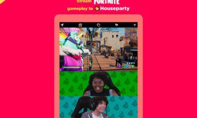 fortnite houseparty