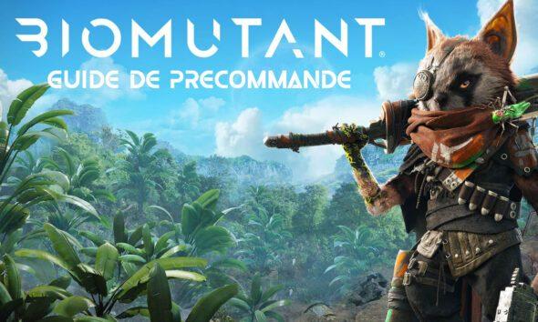 Guide Précommande Biomutant